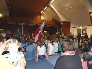 Nikolausfeier 6. Dezember 2014